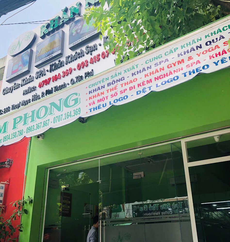 Văn Phòng Nam Phong tại Hồ Chí Minh