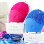 4. Máy rửa mặt Halio Facial Cleansing & Massaging