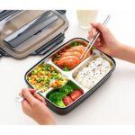 2. Thói quen mang cơm trưa phổ biến với dân văn phòng, học sinh, sinh viên…