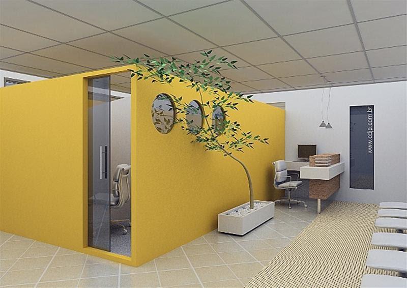Vách ngăn bằng thạch cao cho văn phòng cực kì đẹp và thẩm mỹ
